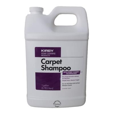 Original Kirby Allergen Carpet Shampoo 3,875 Liter - Teppichshampoo