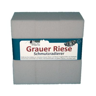 3er Set Grauer Riese - Schmutzradierer / Radierer