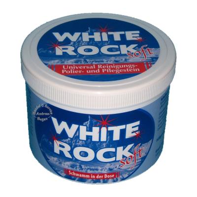 White Rock Putzstein Universal Polierstein - Pflegestein 400g  / Universalreiniger