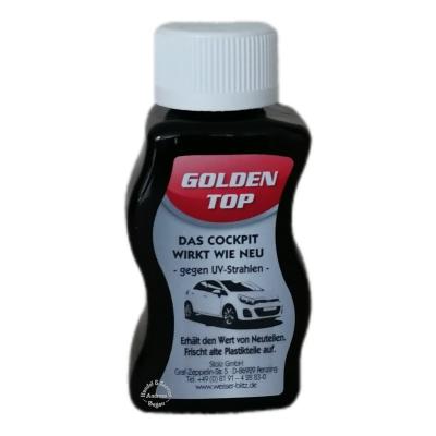 Golden Top Plastik - und Gummipflege Super Konzentrat 100ml