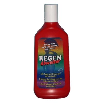 Regenabweiser mit Lotuseffekt / Regen - Abweiser Lotus Effect Rote Flasche 250ml