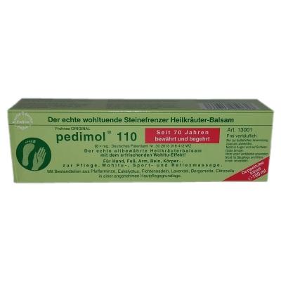 6 x 100ml Frohnes Original Pedimol 110 Sstones Frenzer Medicinal Herbs
