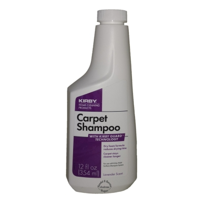 Original Kirby Allergen Carpet Shampoo 354ml - Teppichshampoo