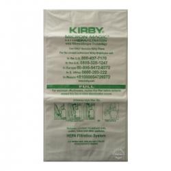 Original Kirby Allergen Hepa Filter / Staubsaugerbeutel Universal für Serie Twin & F-Style