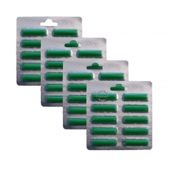 4 x 10 Duftstäbchen Duft Sommerwiese für viele Staubsauger > Kirby / AEG / Vorwerk / Miele / Bosch / Lux / Siemens