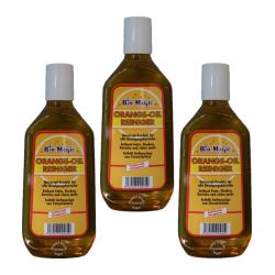 3 x 250ml Bio Magic Orangen Öl Reiniger Konzentrat / Universalreiniger