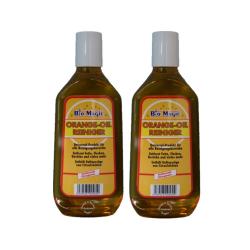 2 x 250ml Bio Magic Orangen Öl Reiniger Konzentrat / Universalreiniger
