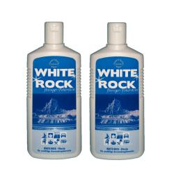 2 x 700g White Rock Universalreiniger Poliert / Reinigt und Pflegt