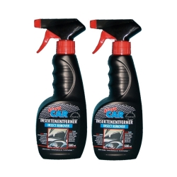 2 x 500ml Klaro Car - Insect Remover