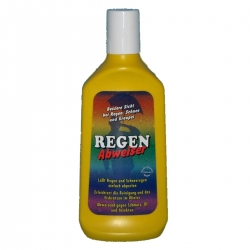 Rain deflector with Lotus Effect Yellow Bottle 250ml
