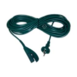 7 Meter Kabel / Netzkabel / Anschlusskabel / Stromkabel für Vorwerk Kobold 135 - 136