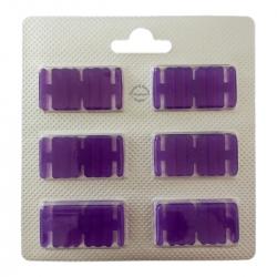 6 Duftchips Duft Lavendel für Vorwerk Kobold 130-131-135-136-140 und Tiger 260