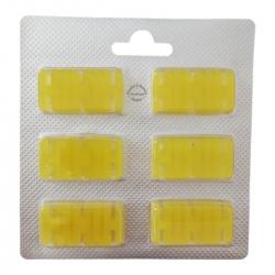 6 Duftchips Duft Zitrone für Vorwerk Kobold 130-131-135-136-140 und Tiger 260