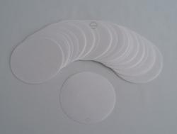 Original Kirby 50 Weiße Filter / Filterblätter für Schauglas Modell G3 G4 G5 G6 G7 G8 G10 G11 Sentria II