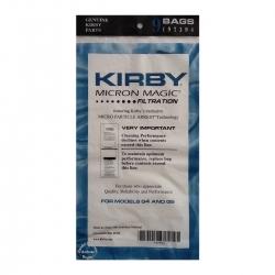 9er Pack Original Kirby Filter Bags / Vacuum Cleaner Bags Modele G4 - G5 Suitable for G3 G4 G5 G6 G7 G8 G10